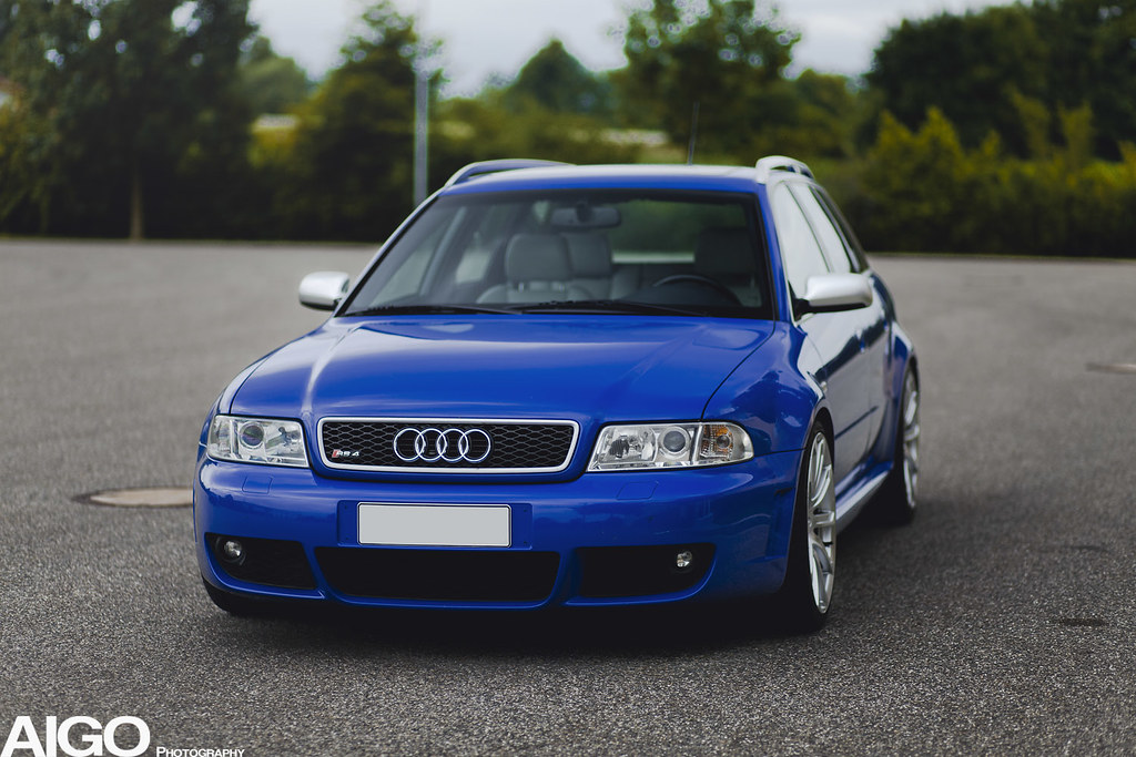 Audi Rs4 B5 Nogaro Blue For More Visit My Facebook Or