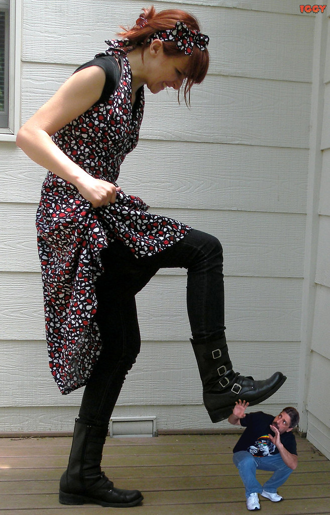 Pov boots
