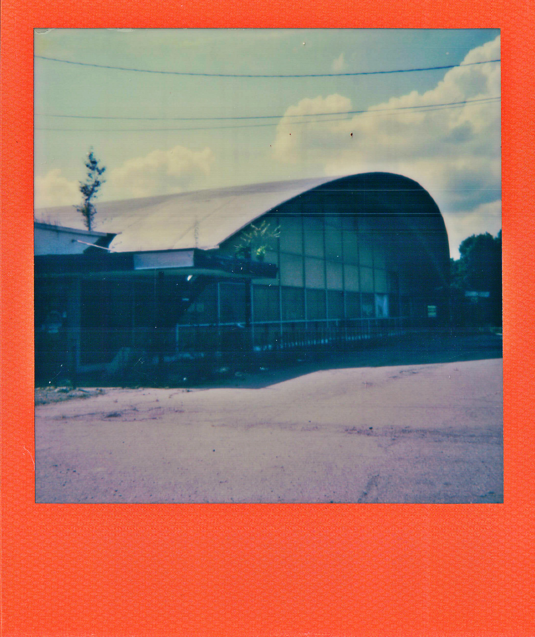 Color Frame Impossible Project 600
