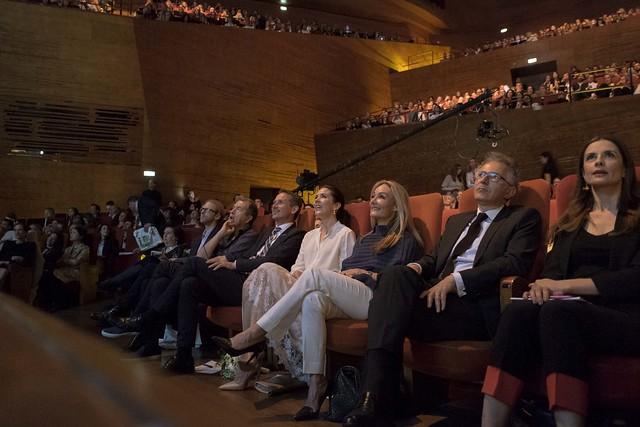 時尚產業重要人物雲集哥本哈根時尚高峰會。圖片來源: Copenhagen Fashion Summit 2016(media use)