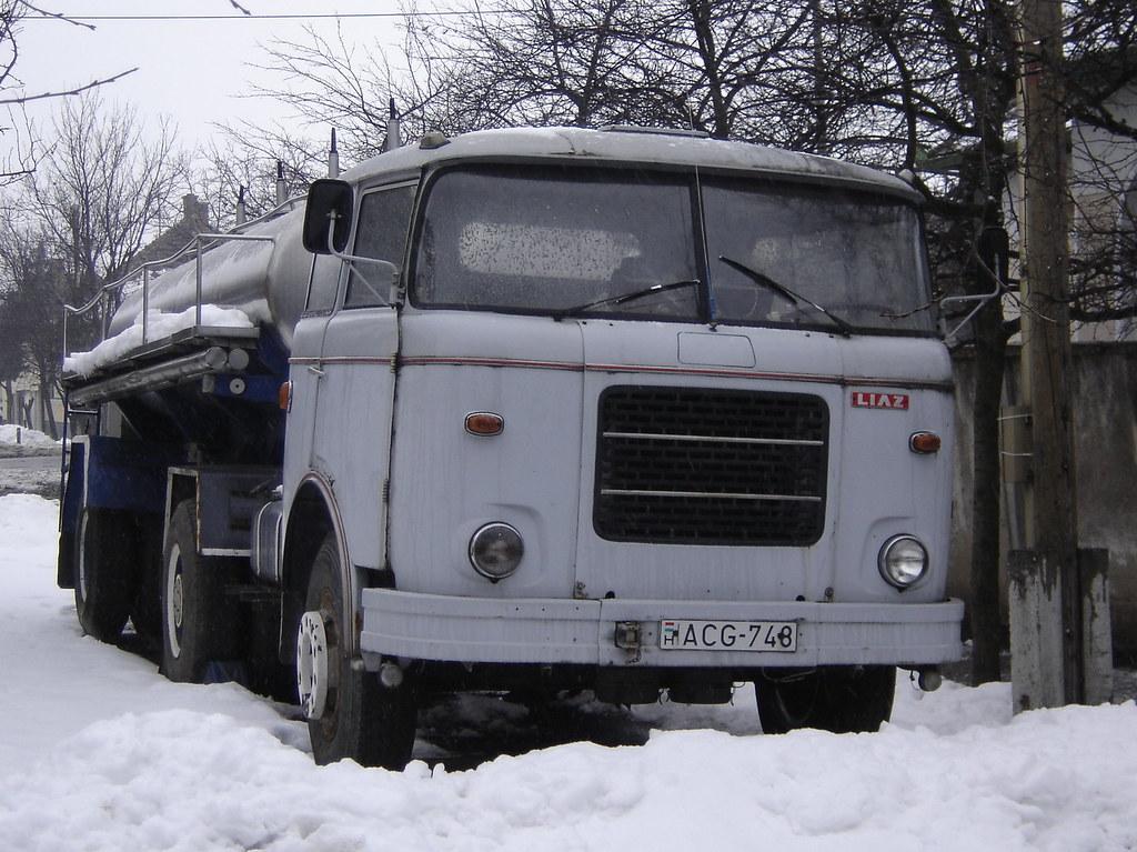 ... Škoda-LIAZ 706 MTTN ACG-748 | by Komlósfecskés