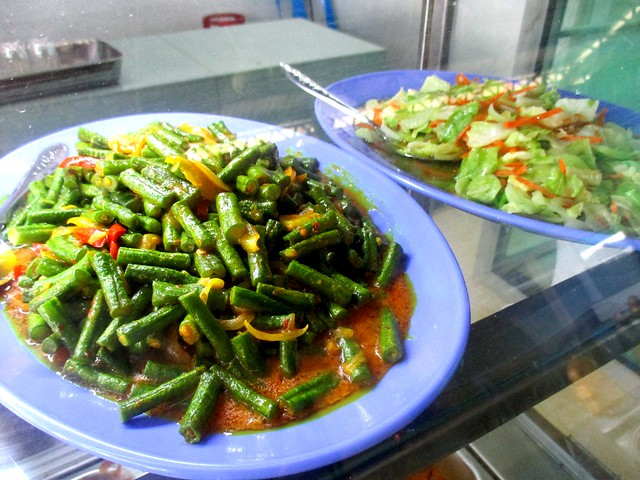 Hari Hari Daun Pisang vegetables
