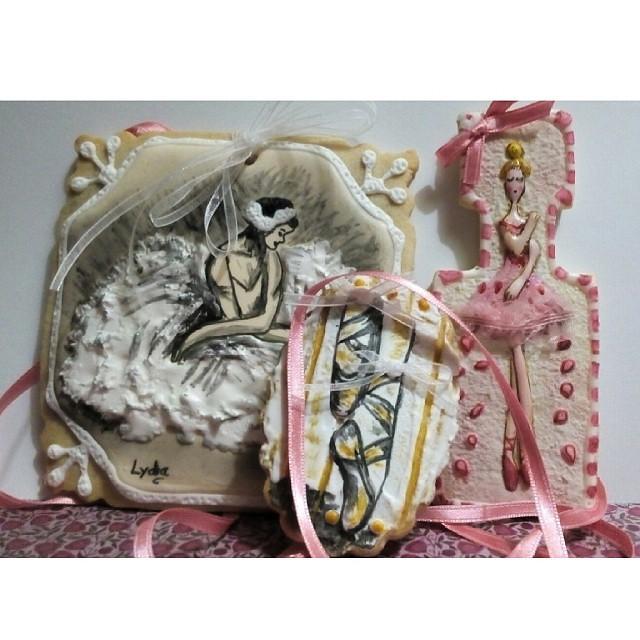 Ballet Collection Finish I Love Decoratedsugar