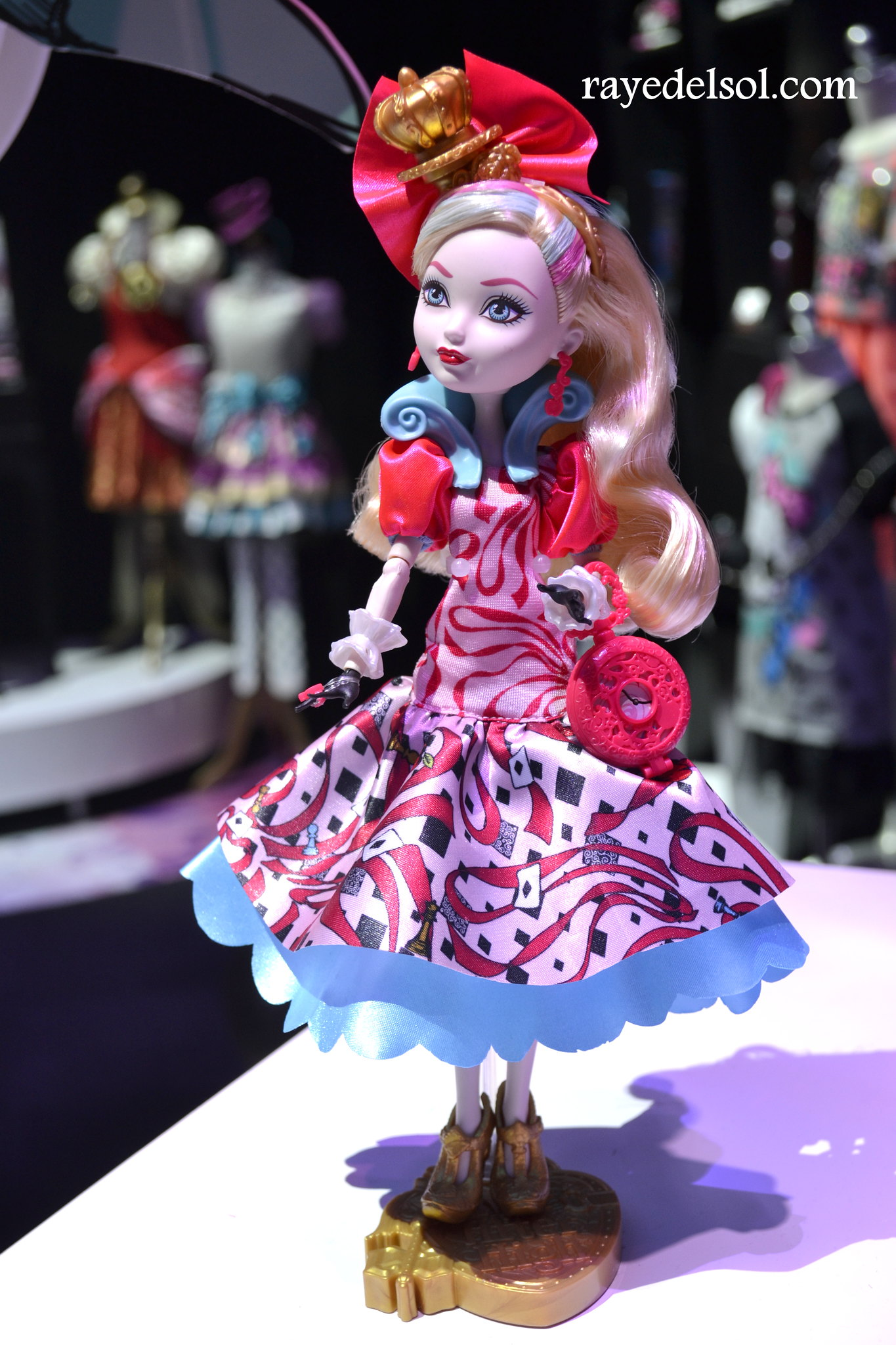 Ever After High Showcase at New York Toy Fair 2015