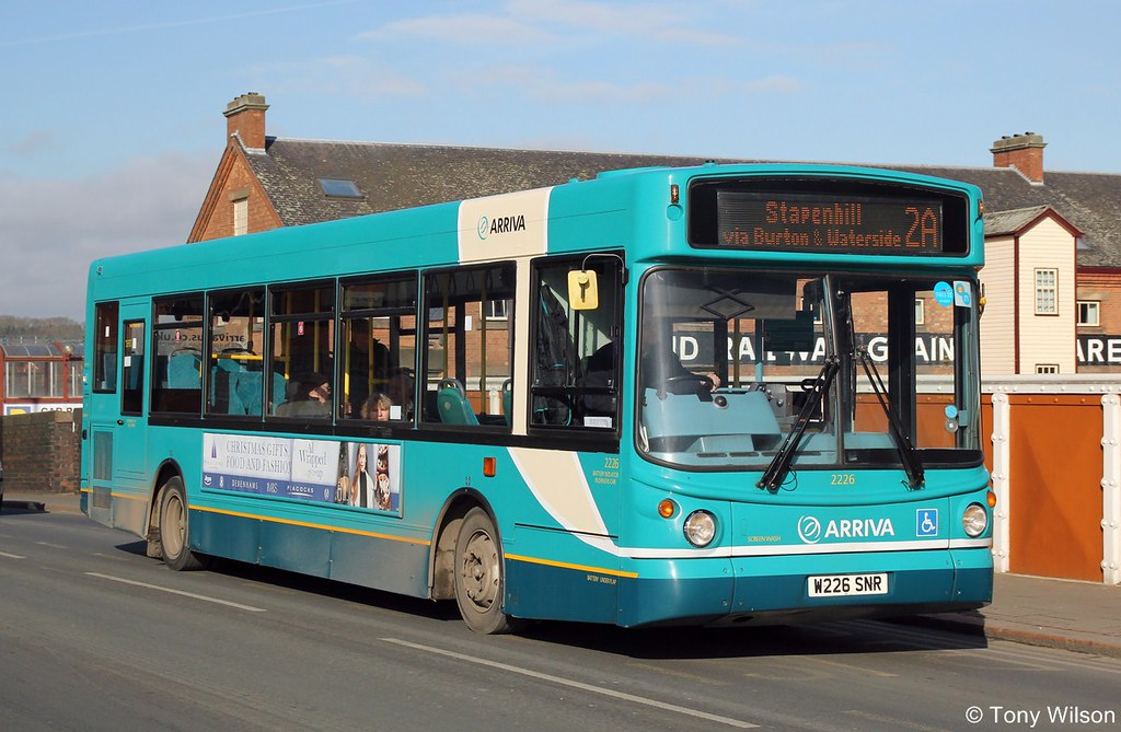 Gone For A Burton Upon Trent Arriva Midland Classic
