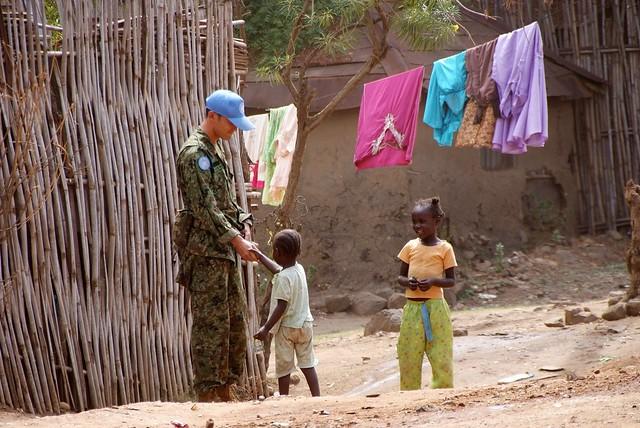 南スーダンの自衛隊/wikipedia(Rikujojieitai Boueisho/2013.4.9)