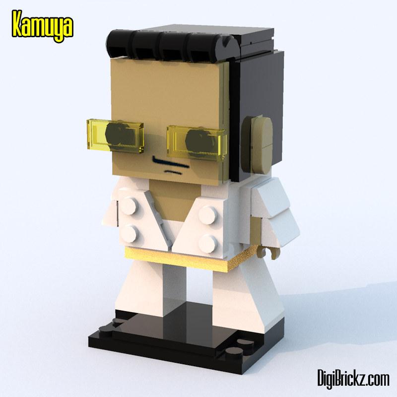 BrickHeadz - Elvis Presley