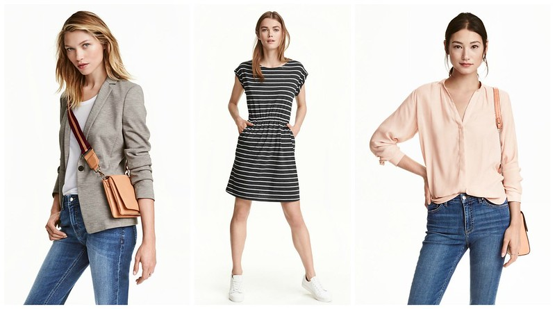H&M roundup summer fall 2016