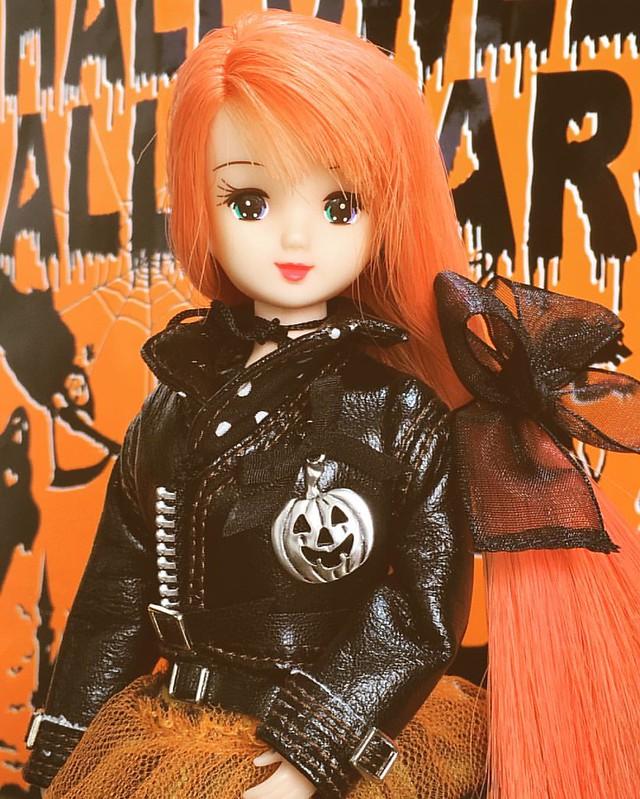 #doll #dolly #instadoll #halloween #licca #liccadoll #izumichan #izumidoll #izumi #girly #ドール #いずみちゃん #ハロウィン #リカちゃんフレンド #リカちゃん #タカラドール #takaradoll