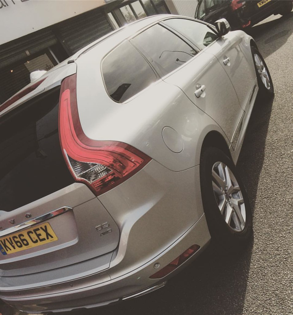 Volvo X60 Lease: Volvo XC60 D5 SE AWD Auto #suv #suvlease #suvleasing #wint
