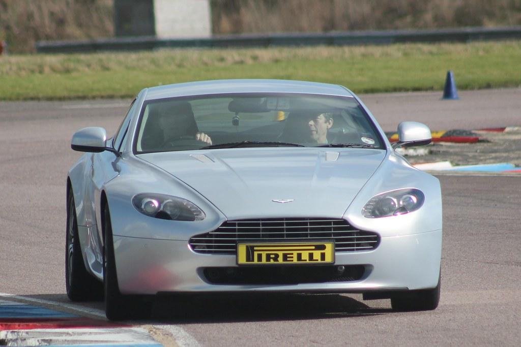 Me Driving An Aston Martin V Vantage This Was A Birthday Flickr - Aston martin near me