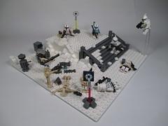 Star Wars Battlefront: Rhen Var by 30Sean