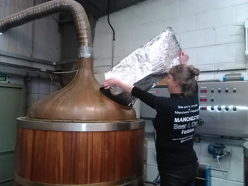 Pictish & MBCF Tandem Brew Day | by MancBeerFest