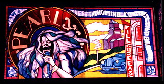 Janis Joplin | by Northern Art Glass