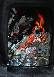 Iron stove Iron