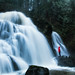Steelhead Falls in Mission BC by Michael Matti