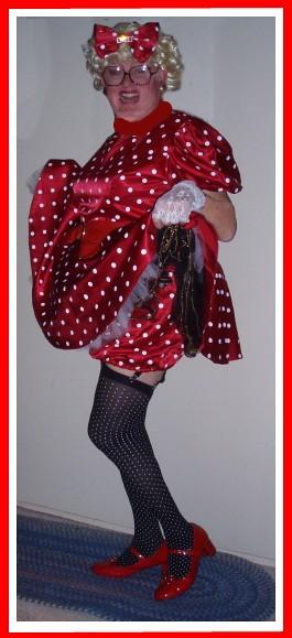 Shoe Bows Dress Gordon Plaid