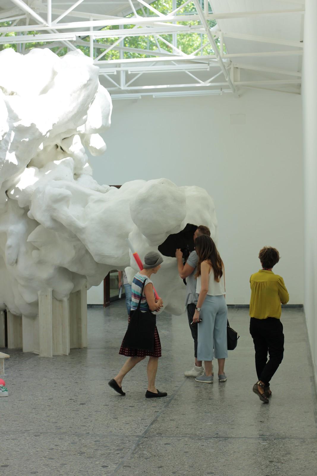 Swiss Pavilion, Venice Architecture Biennale 2016