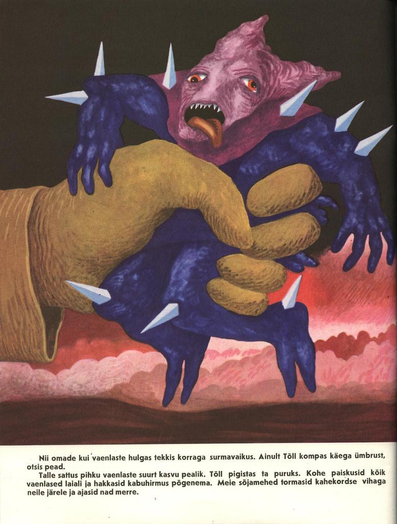 Tõll the Great - Page 23 - Written by Rein Raamat, Illustrated by Jüri Arrak, 1982