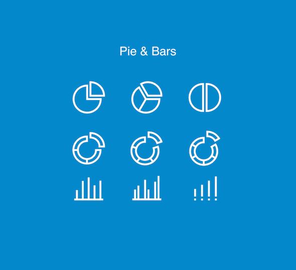 Pie & Bars