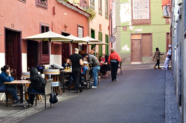 Traditional restaurant, Santa Cruz, Tenerife