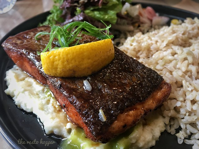 Pan-Seared Miso Salmon