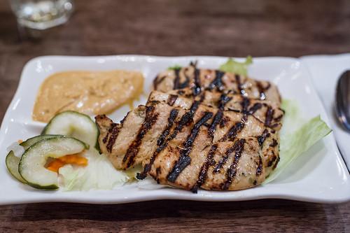 Thai Restaurant Manhattan New York City