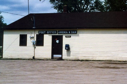 Amenia, ND post office | by PMCC Post Office Photos