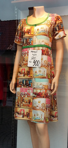 Margot-mekko - Margot-dress in Ribe