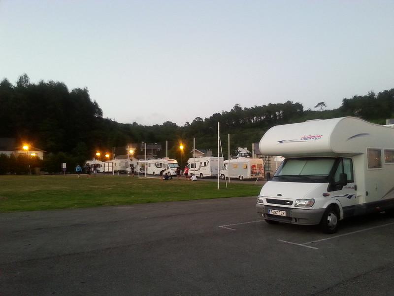 Por Navia – Asturias en Autocaravana: LIX Descenso a Nado de la Ría de Navia