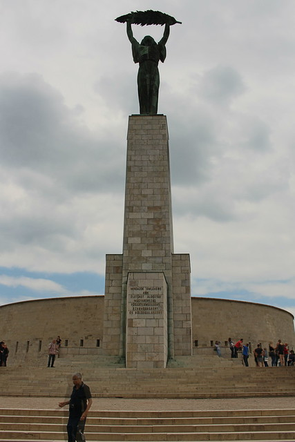 *Liberty statue