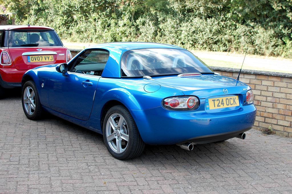 2006 MX-5 2.0 Option Pack - Page 1 - Readers\' Cars - PistonHeads