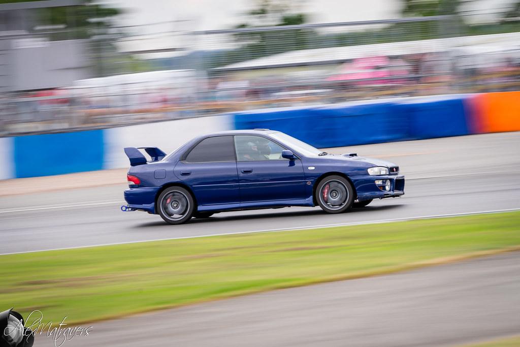 Fast Car Festival Donington