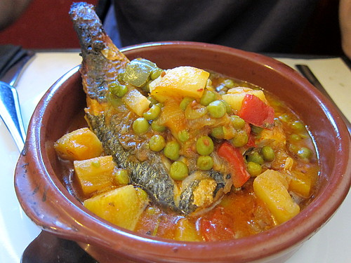 Tagine of Sea Bream