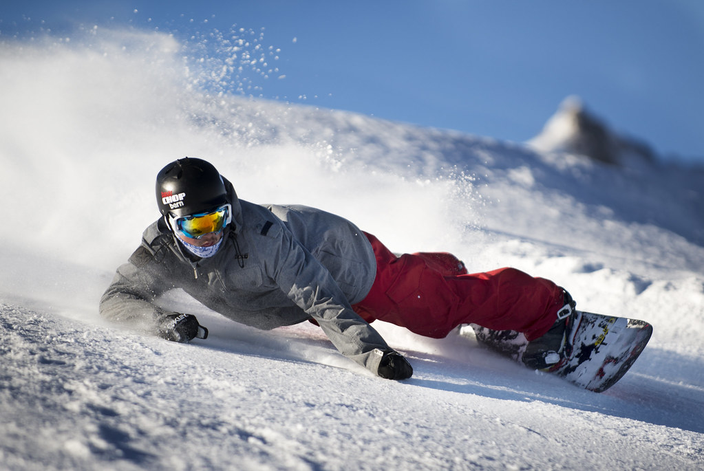 Euro Carve Snowboarding Snowboarder Tom May Instagram Fo Flickr