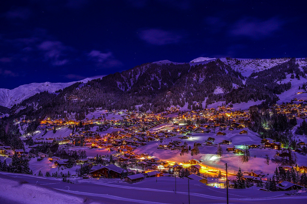 how to get from adelboden to gstaad