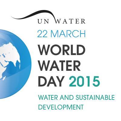 2015世界水資源日。圖片來源:UNWATER。