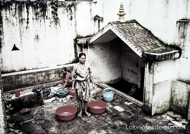 lugares a los que volvería una y mil veces Katmandu