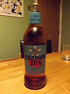 Greene King, East Coast IPA, England