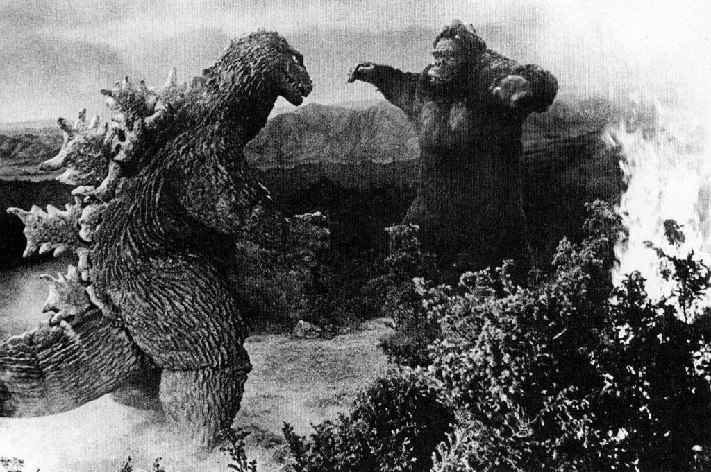 Kong: Skull Island, Godzilla 2 & Godzilla Vs. Kong Release Dates Revealed 1