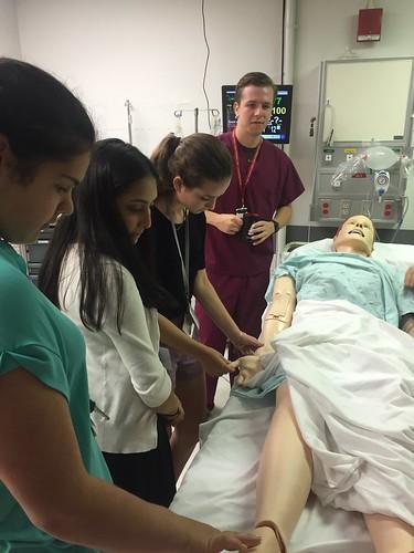 Simulation Lab – NSLC at Northwestern University