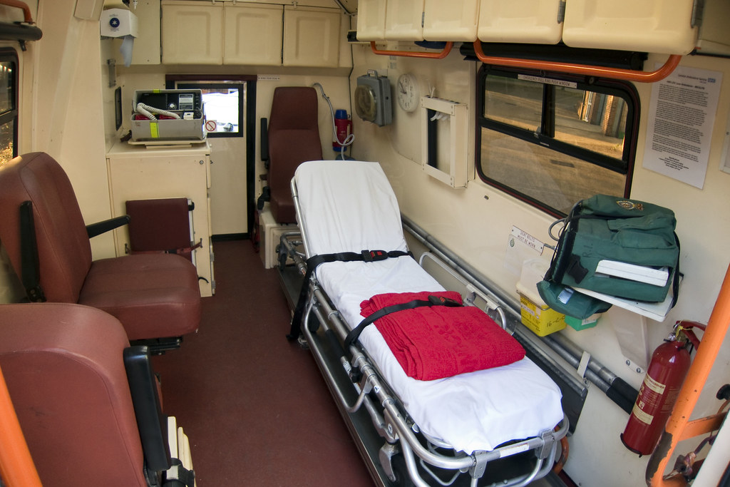 1995 Ldv Lazer Ambulance The London Ambulance Service
