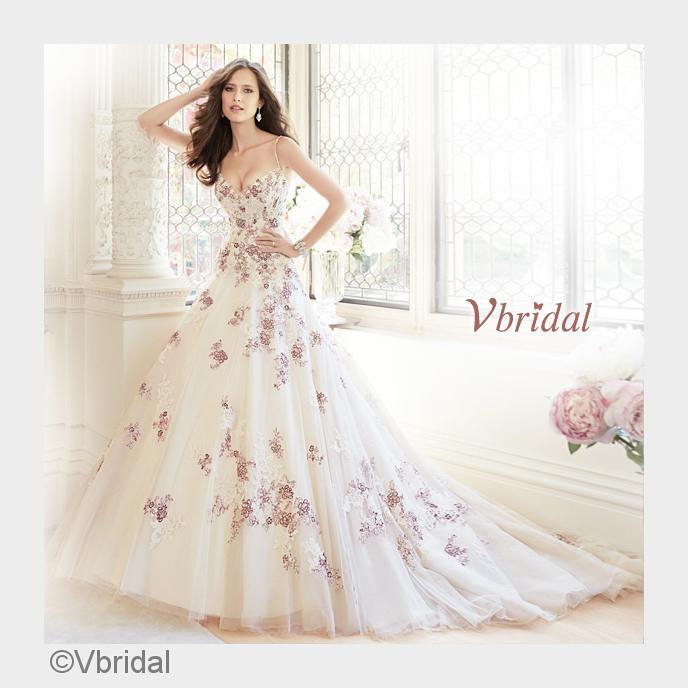 Neue Brautkleider 2015 - jetzt in der Vbridal Online-Bouti… | Flickr