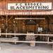 Blacksmith Shop at the Sann Juan Bautista Historic Park