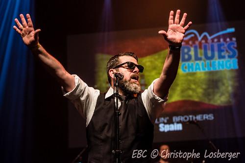 Travellin' Brothers (ES) @ European Blues Challenge 2015
