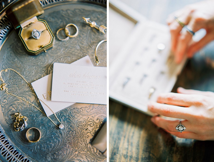 Jewelry Collection Stories: Alisa of Erstwhile Jewelry - Gem