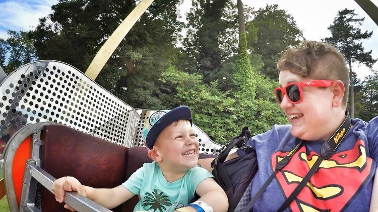 Camp Bestival Ferris Wheel