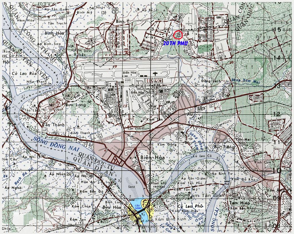 Map Bien Hoa wwwflickrcomphotos13476480N076718752237 Flickr
