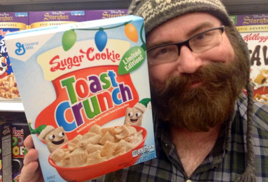 sugar cookie cinnamon toast crunch kids breakfast cereal