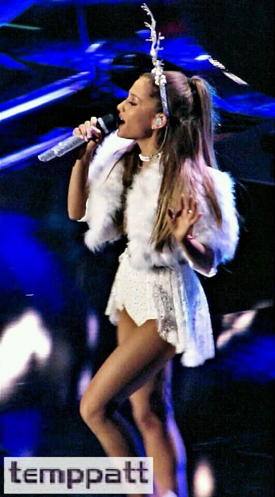 ... Ariana Grande At Z100u0027s Jingle Ball 2014 @ Madison Square Garden | By  Tempestt Patterson (